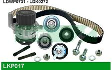 LUCAS Bomba de agua + kit correa distribución SEAT VOLKSWAGEN GOLF AUDI LKP017