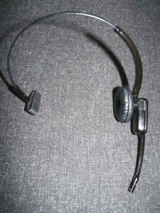 Plantronics CS-540 Headset & Headband ONLY New Battery and New Headband from UK