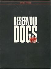 Reservoir Dogs Special Edition Tarantino Digipak Neu OVP Sealed inkl. 200 Min. B
