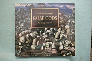 False Gods - The Horus Heresy - Abridged on 5 Audio Cds  - Unopened - Warhammer