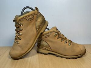 Timberland Leather Ankle Boots Size 6M UK 4