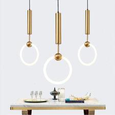 Bar Lamp Kitchen Chandelier Lighting Modern Pendant Light Room LED Ceiling Light