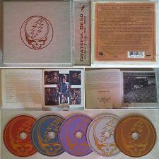 GRATEFUL DEAD - SO MANY ROADS (1965-1995) - 5CD - BOX SETS - GDCD4066