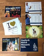 Konvolut Edgar Karten, diverse andere Werbekarten auch aus Dänemark & Holland
