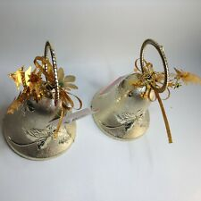 ring bell decorations for christmas tree or door