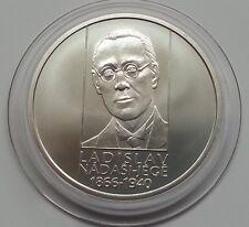 2016,10Euro,Slowakei,Ladislav Nádaši Jége 150.Jahrestag der geburst Silber Stgl