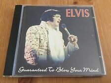 Elvis Presley cd - Guaranteed to blow your mind