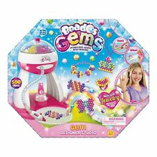 Beados Crystals Designer Studio Jewellery Making Kit Bead Girls Play Set Toy NEW