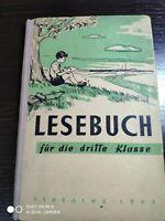 LESEBUCH. Книга для чтения на немецком языке в 3 классе начальной школы.