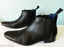 Chaussures chelsea boots CUIR noir FRANK WRIGHT 41 TBE