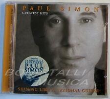 PAUL SIMON - GREATEST HITS SHINING LIKE A NATIONAL GUITAR - CD Sigillato