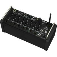BEHRINGER XR18 MIXER DIGITALE X-AIR IPAD ANDROID WIFI USB LAN 18 CANALI 12 BUS 1
