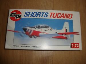 L180 Airfix Model Kit 03059 - Shorts Tucano - 1/72