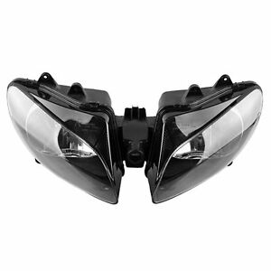 Front Head Lights Lamps Assembly Headlights Headlamp For Yamaha YZF R1 2000-2001