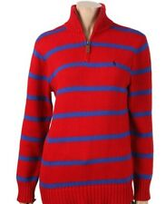 New Polo Ralph Lauren Boys Classic-Fit Quarter-Zip Sweater Mock Neck Long Sleeve