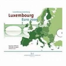 Luxemburg BU set 2009 / 1 cent - 2 euro KMS