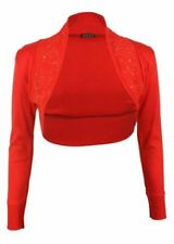 Camisas y tops de mujer de manga larga blusa de color principal rojo