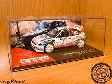 TOYOTA COROLLA WRC CARLOS SAINZ 1:43 FINLAND 1999 #3