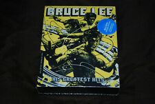 Bruce Lee - His Greatest Hits - Criterion Blu-ray Special Edition - Kung Fu