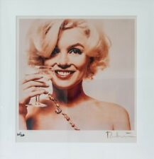 Bert Stern Marilyn Monroe  Here's To You from The Last Sitting