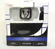 PSP ROCKETFISH  GAMING STARTER KIT
