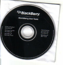 Official New BlackBerry User Tools Mini Disc CD-ROM - Phone Drivers