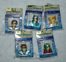 NEW Banpresto Saint Seiya UFO CATCHER BUST SET full set of 5,USA SELLER FREE S/H
