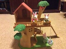 Calico Critters Adventure Tree House by  Sylvanian Families Play Set EPOCH