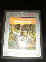 Jungle Hunt (Atari 2600, 1983) *BUY 2 GET 1 FREE +FREE SHIPPING*
