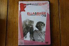 Norman Granz Jazz in Montreux - Ella and Basie 79 (DVD, 2004)