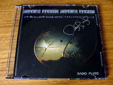CD Single: Jerome Froese : Radio Pluto   Tangerine Dream  SIGNED