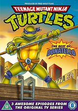 Teenage Mutant Ninja Turtles   Best Of Donatello [DVD] Brand new and sealed