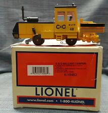 Lionel 6-18463 BALLAST TAMPER ,NEW ORIG BOX , INSTRUCTIONS