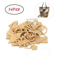 54x Quilting Supplies Quilter Styling Design Acryling Tools Handmade Template