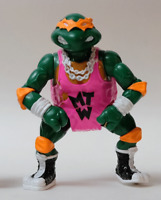 Vintage Teenage Mutant Ninja Turtles TMNT Sports All-Stars: Shell Slammin' Mike