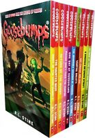 Goosebumps Tales of Terror 10 Book Pack R L Stein Children Spooky Scary Kids NEW