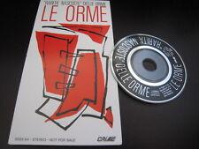 Le Orme Rarita Nascoste Delle Orme Japan Promo only 3 inch CD Single Italia PROG
