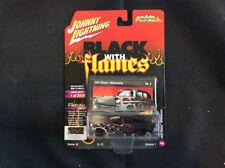 Johnny Lightning 1:64 Street Freaks Ver A 1957 Chevy Ambulance Silver Metallic