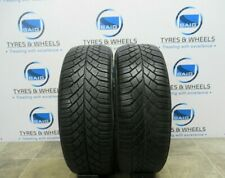 X2 205 55 16 205/55R16 91T M+S CONTINENTAL WINTER TYRES (PAIR) *6.1MM* (148)