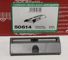 "LGB 50614 G - GP=0,69€/ Stück  Gleisaufnahme "" 36 Stück "" NEU & OvP"