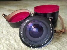 WEP Weiton 21mm f/4 Ultra Wide Angle Lens 1:4
