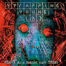 Strapping Young Lad - Heavy As A Really Heavy Thing (Blue/Red Vinyl) - Double