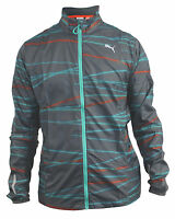 Puma Pure Graphic Lightweight Mens Windproof Polyester Jackets 511986 01 UA68