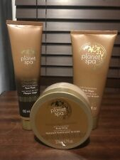 3 Avon Planet Spa Pampering Chocolate | Body Wash, Body Whip, Face Mask
