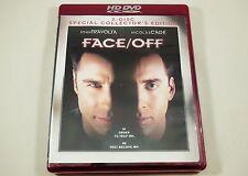 Face/Off HD DVD 2-Disc Special Collector's Edition John Travolta, Nicolas Cage