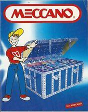 Catalogue Meccano 1993 katalog catalogo
