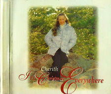 Cherith • It's Christmas Everywhere • hard to find CD, new