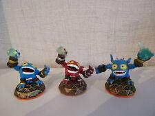 Skylanders Giants used - Pop Fizz, Punch Pop fizz, Lightcore Pop fizz