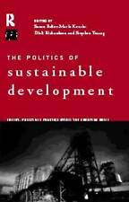 The Politics of Sustainable Development: Theory