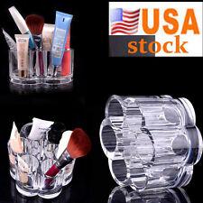Brand Clear Makeup Storage Box Cosmetic Case Holder Brush Pen Organizer Acrylic